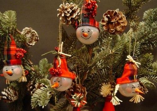 basteln spa weihnachtsschmuck aus den l mpchen. Black Bedroom Furniture Sets. Home Design Ideas